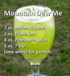 Mountain Dew Me