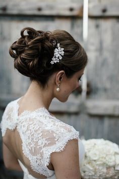 Gorgeous Santorini wedding captured by Nikos P. Gogas, see more here http://www.love4weddings.gr/white-blush-wedding-in-santorini/
