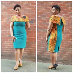 #Africaninspired #kente #Africanstyle #capedress #fashion #bellanaijaweddings #itsAfricaninspired #ankarastyle.