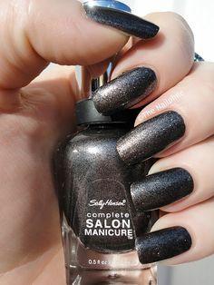 Sally Hansen Complete Salon Manicure Oxide Nail Polish