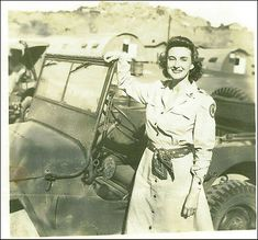 Avonia C. LeVan, Teacher and Doughnut Dolly in WWII. Avonia started a United Services Organization on Iwo Jima. After the war, she created and managed a Red Cross facility in Germany.