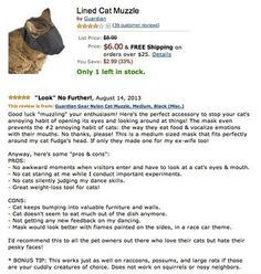 The 50 Best Funny Amazon Reviews   Funny Product Reviews  #RePin by AT Social Media Marketing - Pinterest Marketing Specialists ATSocialMedia.co.uk