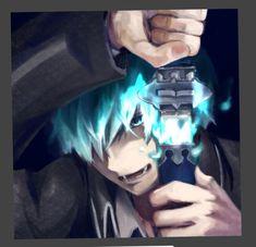 Rin Okumura Blue Exorcist Mephisto, Blue Exorcist Anime, Ao No Exorcist, Rin Okumura, Kagami Kuroko, Anime Watch, Happy Tree Friends, Anime Fantasy, Noragami