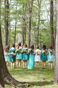 A Handcrafted DIY Midwest Meadow Wedding at Happy Days Lodge: http://www.stylemepretty.com/ohio-weddings/2014/08/29/a-hand-crafted-diy-midwest-meadow-wedding-at-happy-days-lodge/ | Photography: Anna Zajac - http://anna-zajac.com/