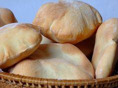 Saudi Arabia Khubz Bread Recipe