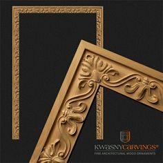 Door frame for wooden door projects made to order
