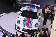 911 GT3 RS, Q7, 640i Gran Coupe, F-Type R, CC, những mẫu xe để lại dấu ấn tại VIMS 2015 diễn ra tại triển lãm Giảng Võ (Hà Nội) từ 9/10. VIMS 2015 (Việt Nam