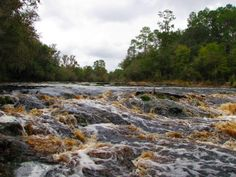 4. Feeling adventurous? How about some whitewater rafting? Big Shoals State Park