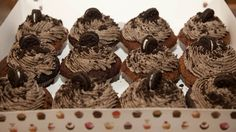 #CupcakesOreo #Cupcakes #Postres #CateringCumpleaños con Matrioskas Eventos