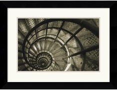 Check out the huge savings on New Amanti Art Christian Peacock Spiral Staircase in Arc de Triomphe Framed Print at LampsUSA!