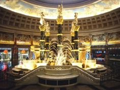 A visit to Caesars Palace Resort and Casino is not complete without enjoying the multiple free attractions at the Forum Shops, such as the F...