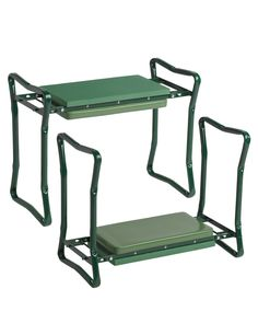 Deep Seat Garden Kneeler | Gardener's Supply Exclusive. Comes in Purple.  Very sturdy for those of us that have a knee injury or might need a helping hand getting back up.