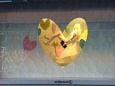 Valentine 2015 - de Bijenkorf Den Haag