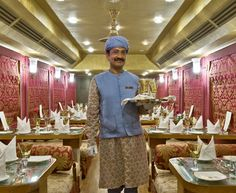 Royal Rajasthan on Wheels is a luxury tourist train, designed and embroidered in a contemporary royal style. Book a luxury train tour with Royal Rajasthan on Wheels and have an ultimate travel experience across Rajasthan, the Land of Maharajas. Backpacking India, Train Tour, Visit India, India Tour, Train Journey, Royal Palace, Train Rides, Train Travel