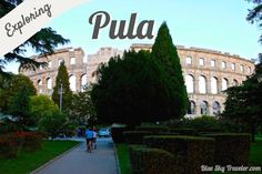 Pula, a seafront city on Croatia's Istrian Peninsula, is best known for its surviving ancient Roman buildings including a 1st century amphitheatre where you can experience the buzz of the arena and the gladiators.
