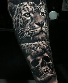Learn more about tattoo styles and the work of Samurai Standoff - samuraistandoff (Tattoo artist). Hand Tattoos, Sleeve Tattoos, Cool Tattoos, Amazing Tattoos, Tatoos, Realistic Tattoo Sleeve, Evolution Tattoo, Girl Face Tattoo, P Tattoo