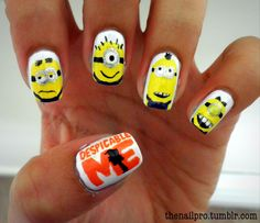 Just went and saw the second one. Loved it !!! just like i lovbe these nails!!