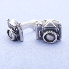 Camera Cufflinks by beaujangles on Etsy, $42.00
