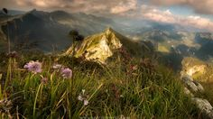 Pure by Simon Roppel on Pure Products, Mountains, Landscape, Nature, Travel, Naturaleza, Viajes, Scenery, Landscape Paintings
