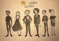 Stranger things golden globe 75