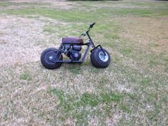 Fat tire mini bike - DIY Go Kart Forum