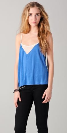 Pencey Standard Camisole thestylecure.com