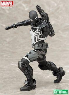 Agent Venom ARTFX Figure Coming Soon
