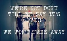 Tomorrow never dies - 5SOS freaking love this song
