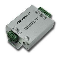 RGB LED amplifier DC12-24V
