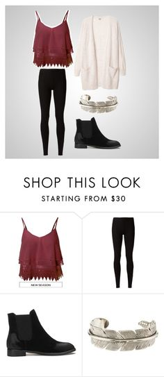 """""""Wednesday"""" by glennyfranzen on Polyvore featuring Rick Owens Lilies and Yves Saint Laurent"""