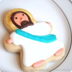 Jesus cookie - Christmas cookie