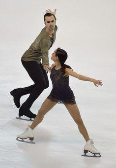 Ksenia Stolbova and Fedor Klimov - Trophee Eric Bompard ISU Grand Prix of Figure Skating - Day Two