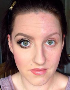 Beautiful woman comparing her before and after with Younique Makeup! Looking for flawless skin? Younique products are for you! Let your makeup be as YOUNIQUE as YOU! Shop at: www.youniqueproducts.com/sarahnicole