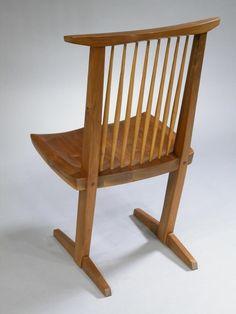 conoid chair dimensions - Google Search   Carpentry ...