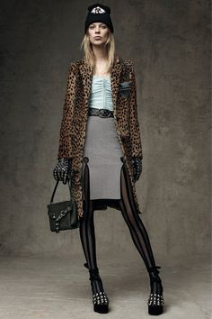 Mis Queridas Fashionistas: Alexander Wang Pre-Fall 2016