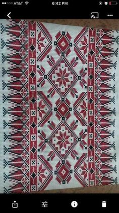 Cross Stitch Borders, Cross Stitch Flowers, Cross Stitch Designs, Cross Stitching, Cross Stitch Embroidery, Hand Embroidery, Star Patterns, Embroidery Patterns, Cross Stitch Patterns