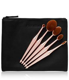 Oval Makeup Brush &