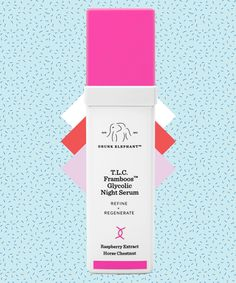 This Serum Seriously Reduces Acne & Acne Scars  #refinery29  http://www.refinery29.com/drunk-elephant-tlc-framboos-glycolic-night-serum-review