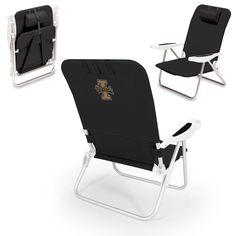 Monaco Beach Chair - University of Idaho Vandals
