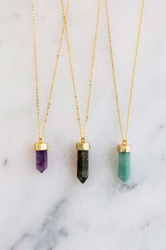 Featuring faceted gem stones, the Power Necklaces are wonderful gifts for a friend whose strength you admire. With new opportunities to earn sustainable income, artisans working with Tara Projects are transforming their lives and their communities.