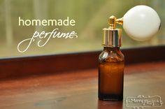 Receita de perfume