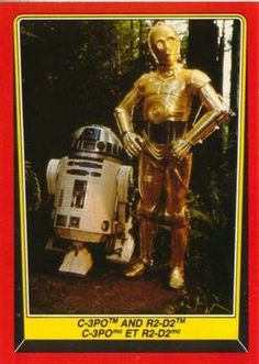 8 R2-D2 and C-3PO