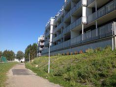 martin_bjornasen Multi Story Building