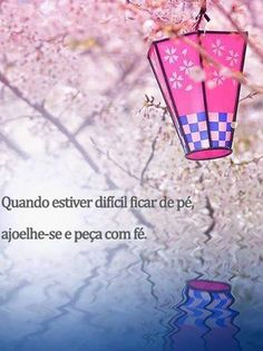 #PeçaÀDeus #Ore #TenhaFé #Confie