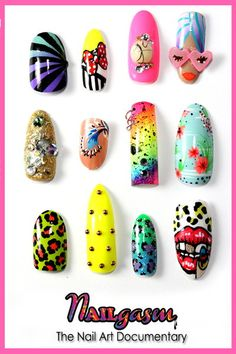 46 Best NAILgasm: The Nail Art Documentary images in 2016