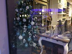 Polderhuis Kerstshop gestyled 🎄
