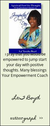 """Authorgraph from RT @LaTBoyd1 for """"Spiritual Food For Thought"""""""