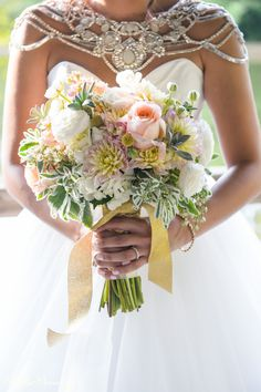 Beautiful bouquet by Southern Event Planners, Memphis, Tennessee. Photo by Maddie Mooree. Memphis Tennessee, Event Planners, Bridal Bouquets, Southern, Bridesmaid, Fancy, Table Decorations, Celebrities, Unique