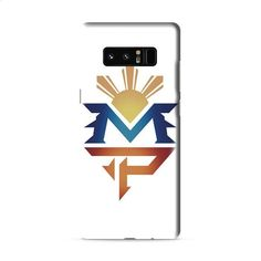 Manny Pacquiao Logo Ranbow Samsung Galaxy Note 8 3D Case Caseperson