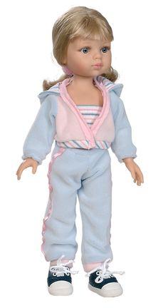 Кукла Карла Paola Reina
